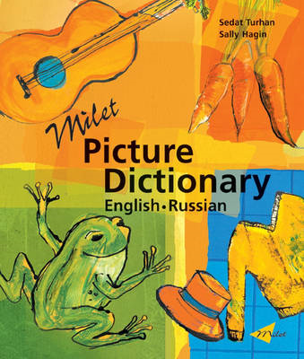 Milet Picture Dictionary (Russian-English) (BOK)
