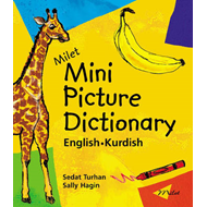 Milet Mini Picture Dictionary (Kurdish-English) (BOK)