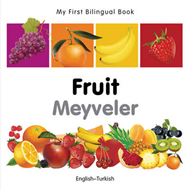 My First Bilingual Book - Fruit (BOK)