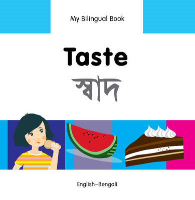My Bilingual Book - Taste (BOK)