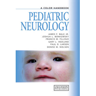 Pediatric Neurology: A Color Handbook (BOK)