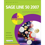 Sage Line 50 2007 in Easy Steps (BOK)