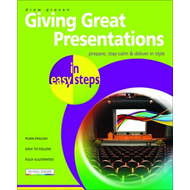 Giving Great Presentations in Easy Steps (BOK)