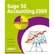 Sage 50 Accounting 2009 in Easy Steps (BOK)
