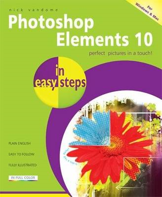 Photoshop Elements 10 in Easy Steps (BOK)