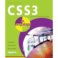 CSS3 in Easy Steps (BOK)