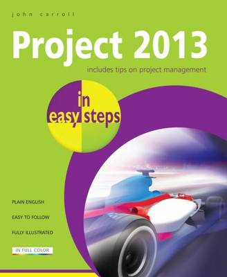 Project 2013 in Easy Steps (BOK)