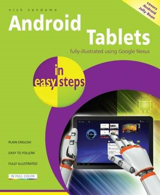 Android Tablets in Easy Steps (BOK)