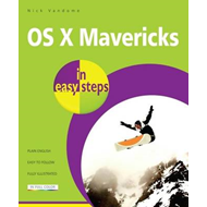 OS X Mavericks in Easy Steps (BOK)