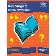 KS2 Literacy Activity Book: Year 3 (BOK)