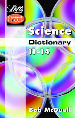 Science Dictionary Age 11-14 (BOK)