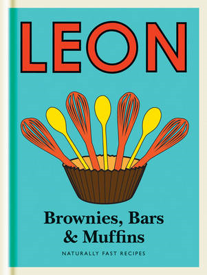 Little Leon: Brownies, Bars & Muffins (BOK)
