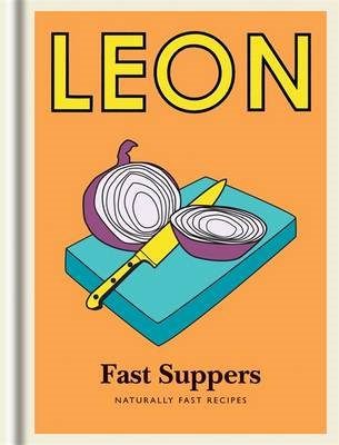 Little Leon: Fast Suppers (BOK)