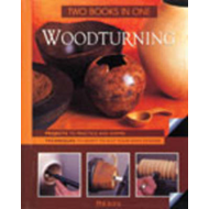 Two in One: Woodturning (BOK)