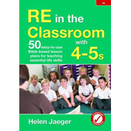 RE in the Classroom with 4-5s (BOK)