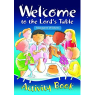 Welcome to the Lord's Table Activity Book (BOK)