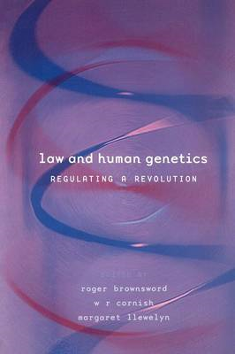 Law and Genetics (BOK)