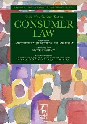 Consumer Law: Ius Commune Casebooks for a Common Law of Europe (BOK)