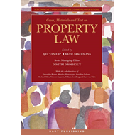 Cases, Materials and Text on Property Law (BOK)