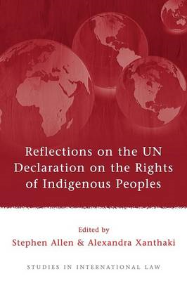 Reflections on the UN Declaration on the Rights of Indigenous Peoples (BOK)