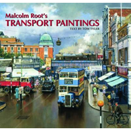 Malcolm Root's Transport Paintings (BOK)