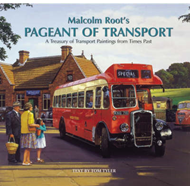 Malcolm Root's: A Pageant of Transport (BOK)
