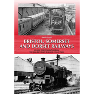 Images of Bristol, Somerset and Dorset Railways (BOK)