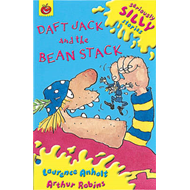 Produktbilde for Daft Jack and The Bean Stack (BOK)