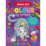 Cat: Colour By Numbers (BOK)