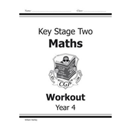 KS2 Maths Workout - Year 4 (BOK)