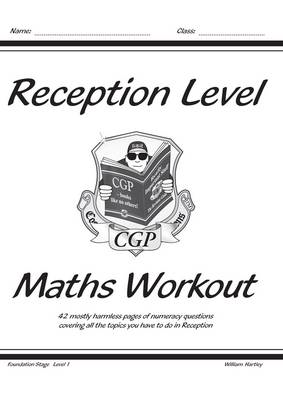 Reception Maths Workout (BOK)