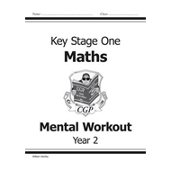 KS1 Mental Maths Workout - Year 2 (BOK)