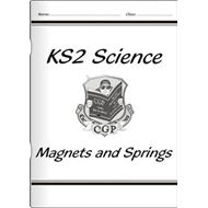 KS2 National Curriculum Science - Magnets and Springs (3E) (BOK)