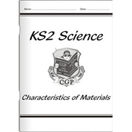 KS2 National Curriculum Science - Characteristics of Materials (3C) (BOK)