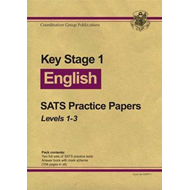 KS1 English SATs Practice Papers (for the New Curriculum) (BOK)