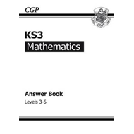 KS3 Maths Answers for Workbook - Foundation (BOK)