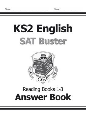 KS2 English SAT Buster: Reading Answer Book (for the New Cur (BOK)