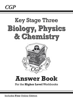 KS3 Science Answers for Workbooks (Bio/Chem/Phys) - Higher (BOK)