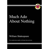 KS3 English Shakespeare Much ADO About Nothing Complete Play (BOK)