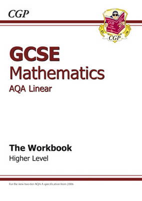 GCSE Maths AQA Workbook with Online Edition - Higher (A*-G R (BOK)