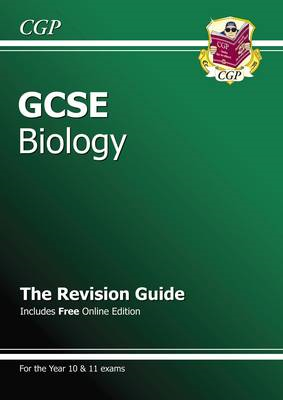 GCSE Biology Revision Guide (with Online Edition) (A*-G Cour (BOK)