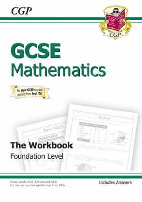 GCSE Maths Workbook with Answers and Online Edition - Founda (BOK)
