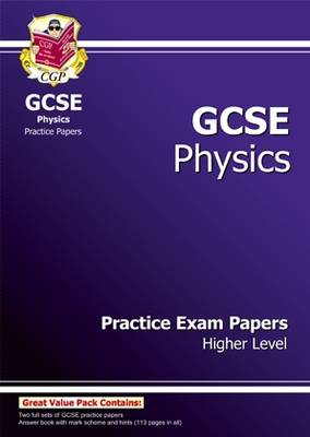 GCSE Physics Practice Exam Papers - Higher (BOK)