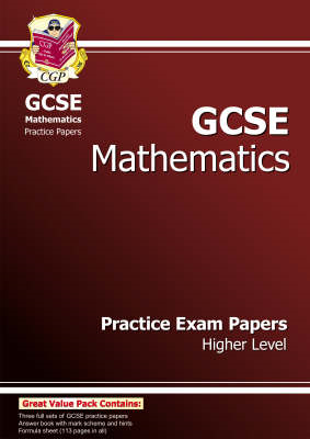 GCSE Maths Practice Papers - Higher (BOK)