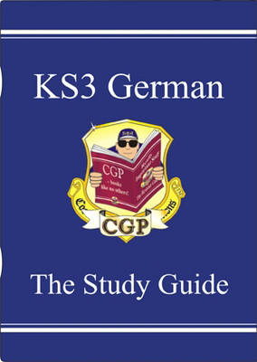 KS3 German Study Guide (BOK)