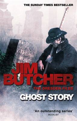Ghost Story: A Dresden Files Novel (BOK)