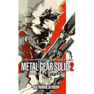 Metal Gear Solid: Bk. 2: Sons of Liberty (BOK)