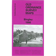 Bingley 1906: Yorkshire Sheet 201.06 (BOK)