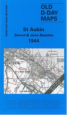 St. Aubin - Sword and Juno Beaches 1944 (BOK)