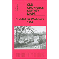 Finchfield and Wightwick 1914: Staffordshire Sheet 62.09 (BOK)